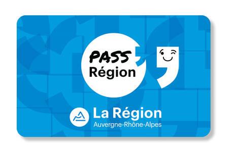 Pass Région Rhones-Alpes-Auvergne